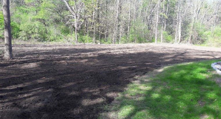 DRAINAGE/ MAJOR GRADING: Turning a Swamp into a Putting Green